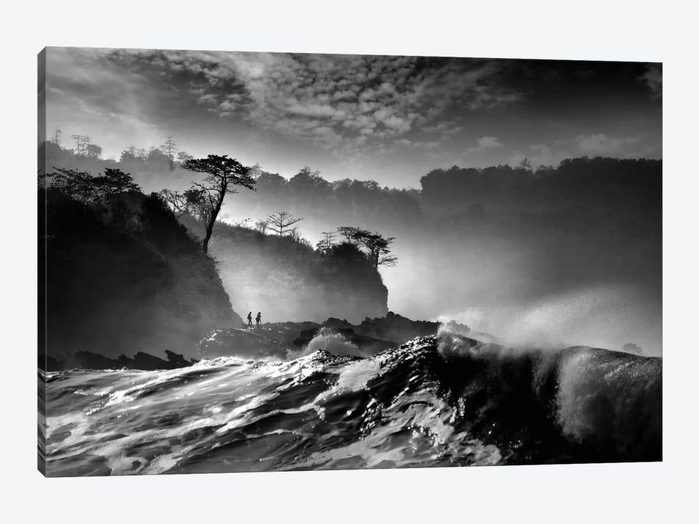 Waves Present That Morning by Saelanwangsa 1-piece Canvas Art