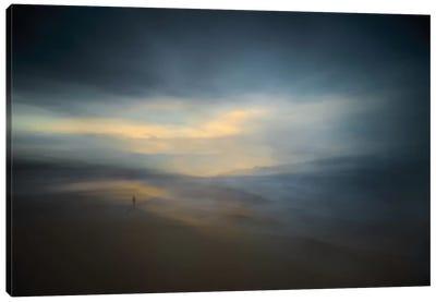 Walk Along The Edge Of Nowhere Canvas Art Print