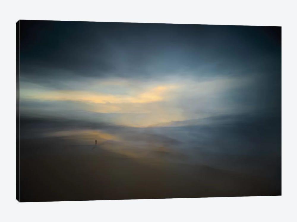 Walk Along The Edge Of Nowhere by Santiago Pascual Buye 1-piece Canvas Artwork