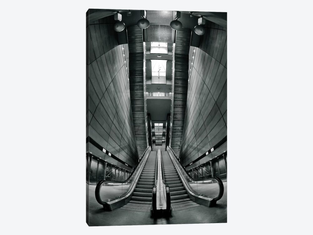 Underground by Semir Catovic 1-piece Art Print