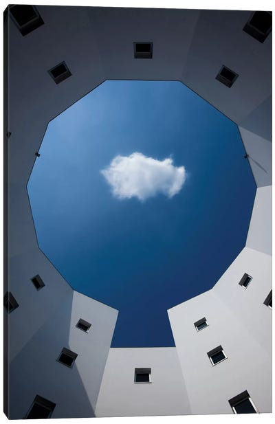 Cloud Canvas Art Print