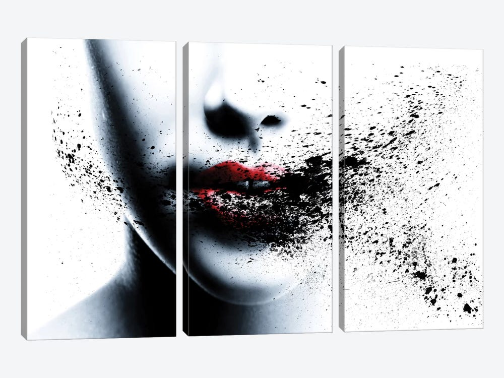 Transform by Stefan Eisele 3-piece Canvas Print