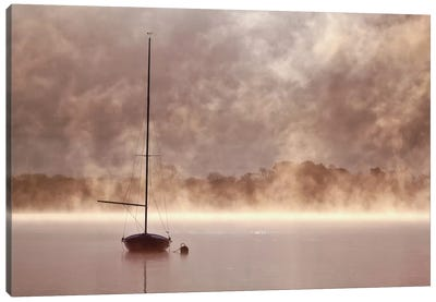 Mystical Canvas Art Print