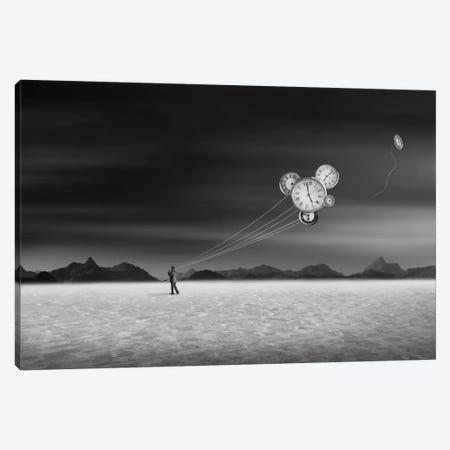 Time Keeper Canvas Print #OXM2122} by Swarnendu Ghosh Canvas Print