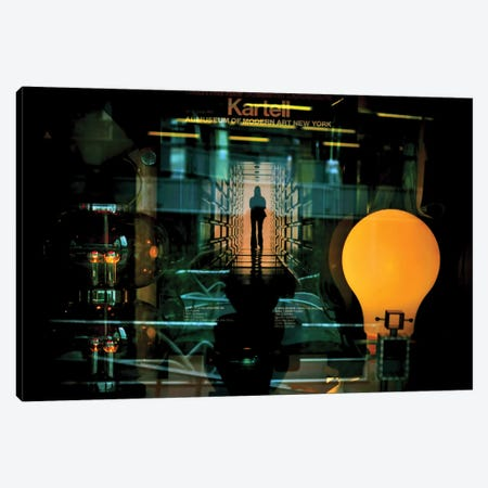 Kartell Canvas Print #OXM2131} by Tatsuo Suzuki Canvas Art