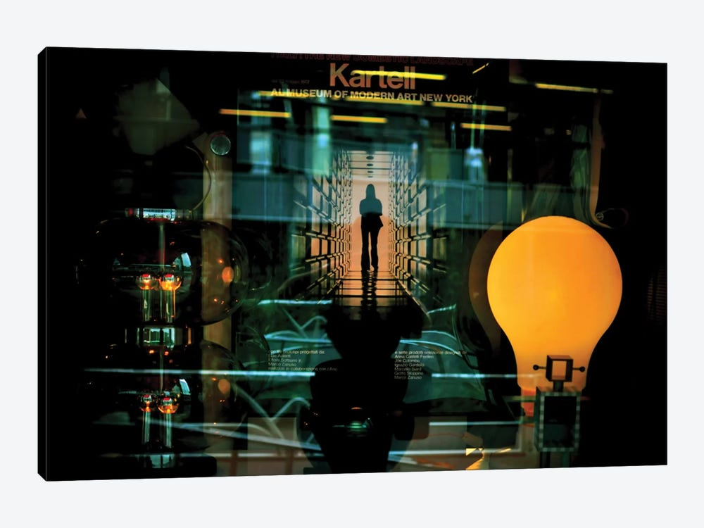 Kartell by Tatsuo Suzuki 1-piece Canvas Art