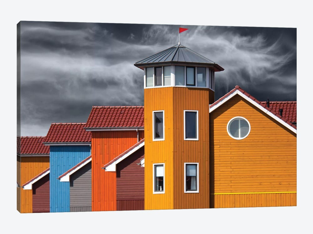 West Wind by Theo Luycx 1-piece Canvas Print