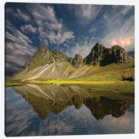 Tranquillity Canvas Print #OXM2152} by Þorsteinn H. Ingibergsson Canvas Art