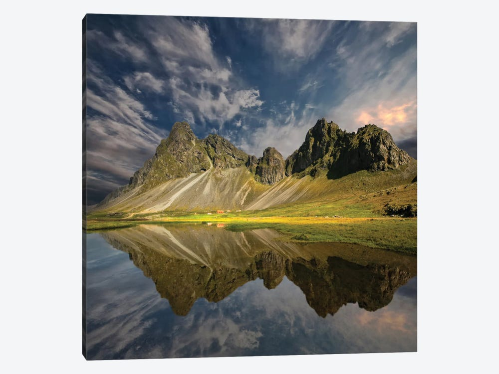 Tranquillity by Þorsteinn H. Ingibergsson 1-piece Canvas Art Print