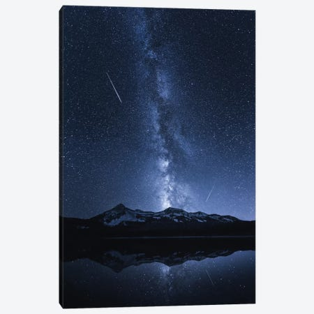 Galaxy's Reflection Canvas Print #OXM2158} by Toby Harriman Canvas Art