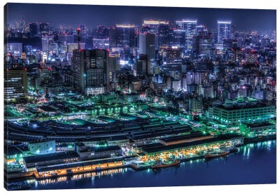Tokyo Canvas Print #OXM2163