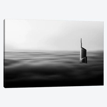 The Rising Canvas Print #OXM220} by Suraj1007 Canvas Artwork
