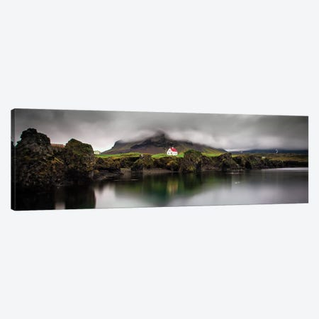 The Little House Canvas Print #OXM2216} by Wim Denijs Canvas Artwork