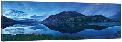 Lake Hawea Canvas Art Print