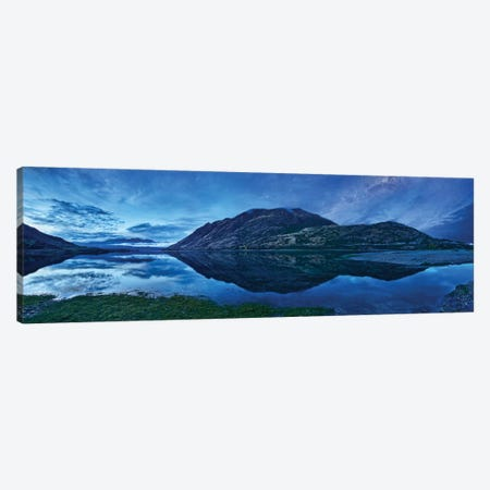 Lake Hawea Canvas Print #OXM2226} by Yan Zhang Canvas Art Print