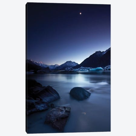 Moonlight Canvas Print #OXM2228} by Yan Zhang Canvas Wall Art