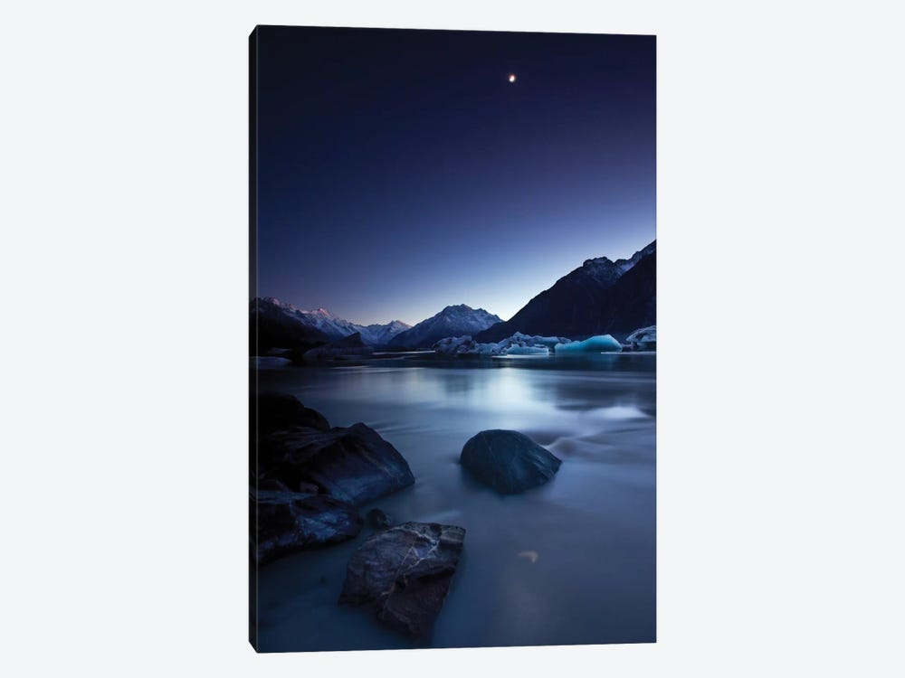 Moonlight by Yan Zhang 1-piece Canvas Art