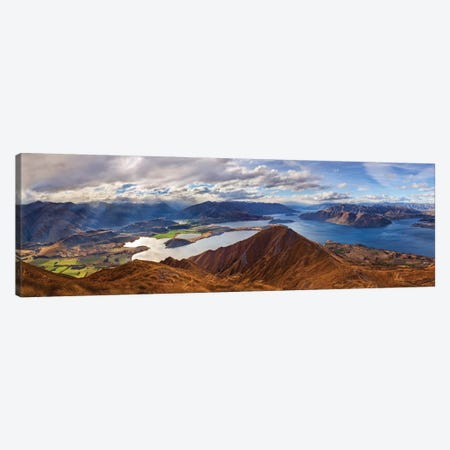 Roy's Peak Canvas Print #OXM2232} by Yan Zhang Art Print
