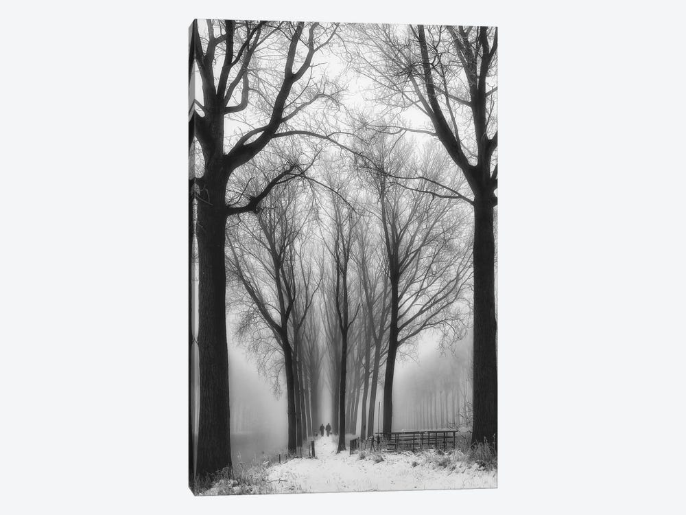 Then Winter Comes by Yvette Depaepe 1-piece Art Print