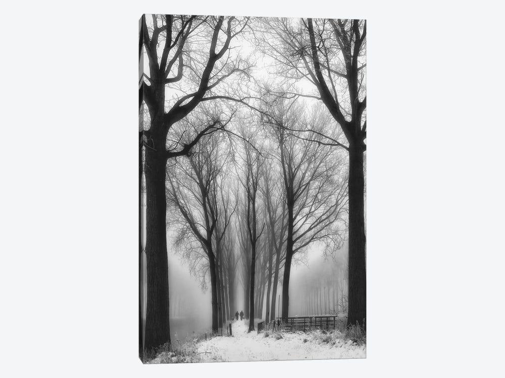 Then Winter Comes by Yvette Depaepe 1-piece Art Print
