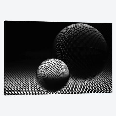 Darkness Canvas Print #OXM2269} by Heidi Westum Canvas Artwork