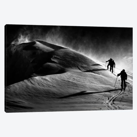 Windy Mountain Canvas Print #OXM228} by Sandi Bertoncelj Canvas Artwork