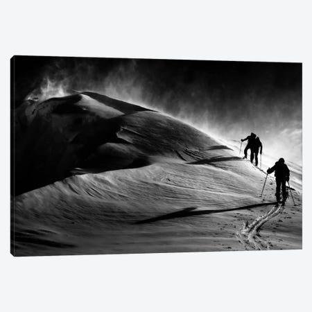 Windy Mountain Canvas Print #OXM228} by Sandi Bertoncelj Canvas Artwork