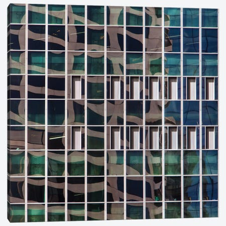 City View Canvas Print #OXM2294} by Jacqueline Hammer Canvas Artwork