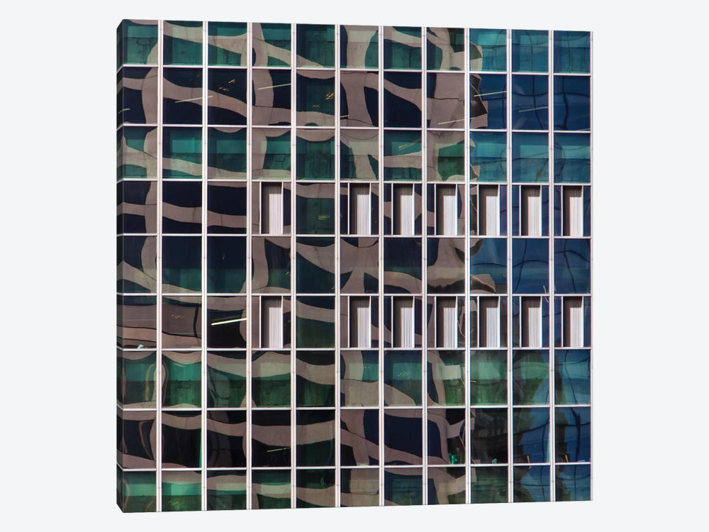City View by Jacqueline Hammer 1-piece Art Print