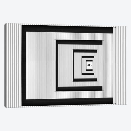 Eye Of Illusion Canvas Print #OXM2301} by Jacqueline Hammer Canvas Print