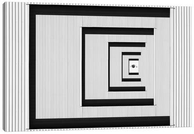 Eye Of Illusion Canvas Art Print