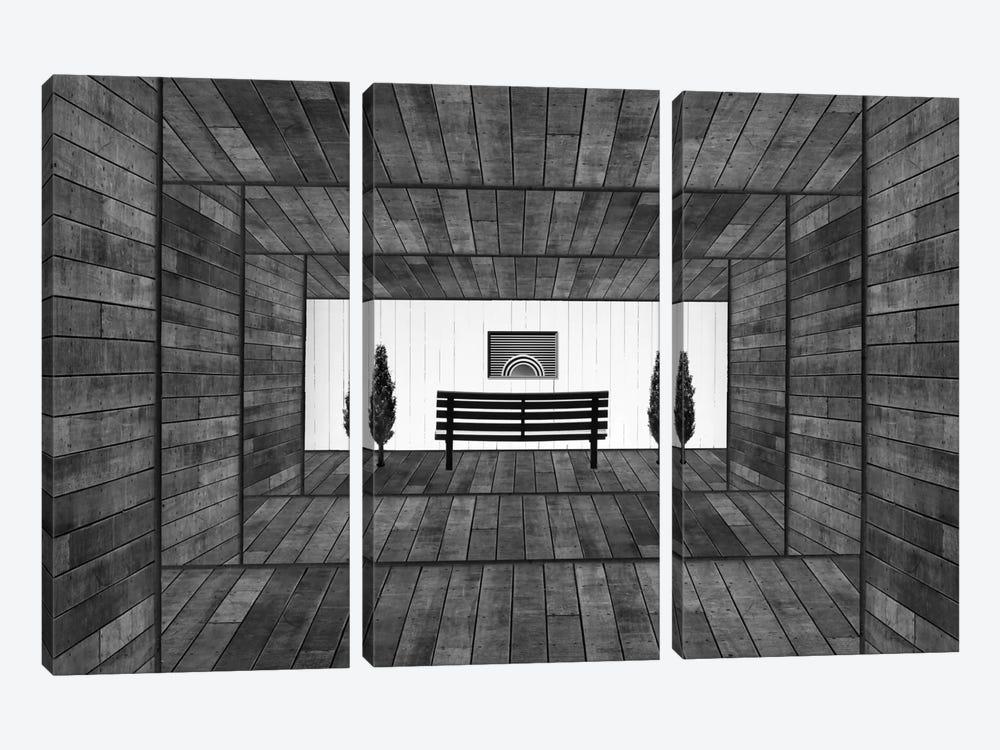 Inner Sanctum by Jacqueline Hammer 3-piece Art Print