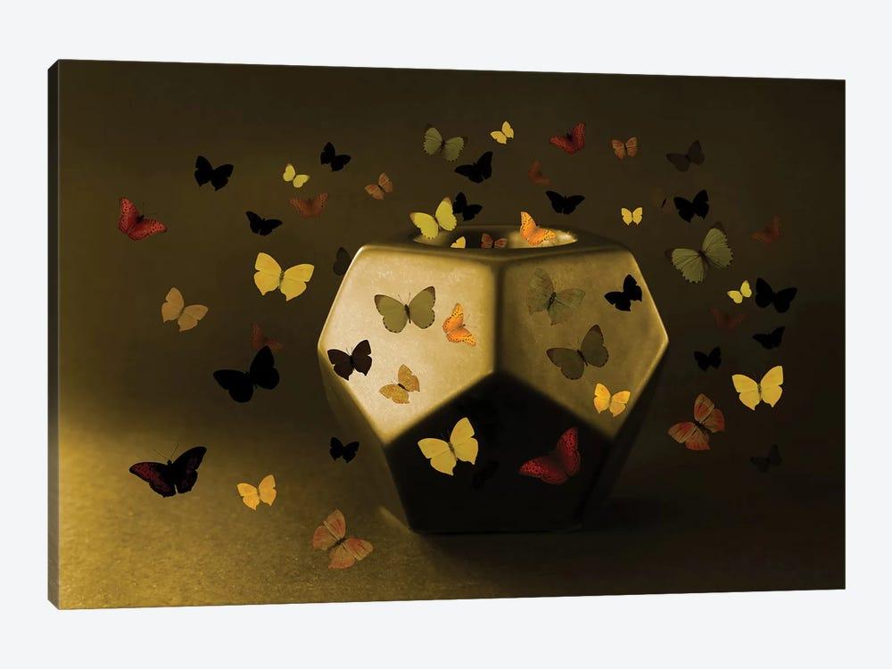Mystique by Jacqueline Hammer 1-piece Canvas Artwork
