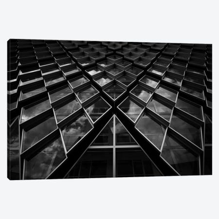 Diamond Windows Canvas Print #OXM2311} by Jeroen van de Wiel Canvas Wall Art