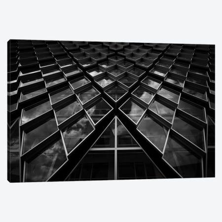 Diamond Windows Canvas Print #OXM2311} by Jeroen van de Wiel Canvas Wall Art