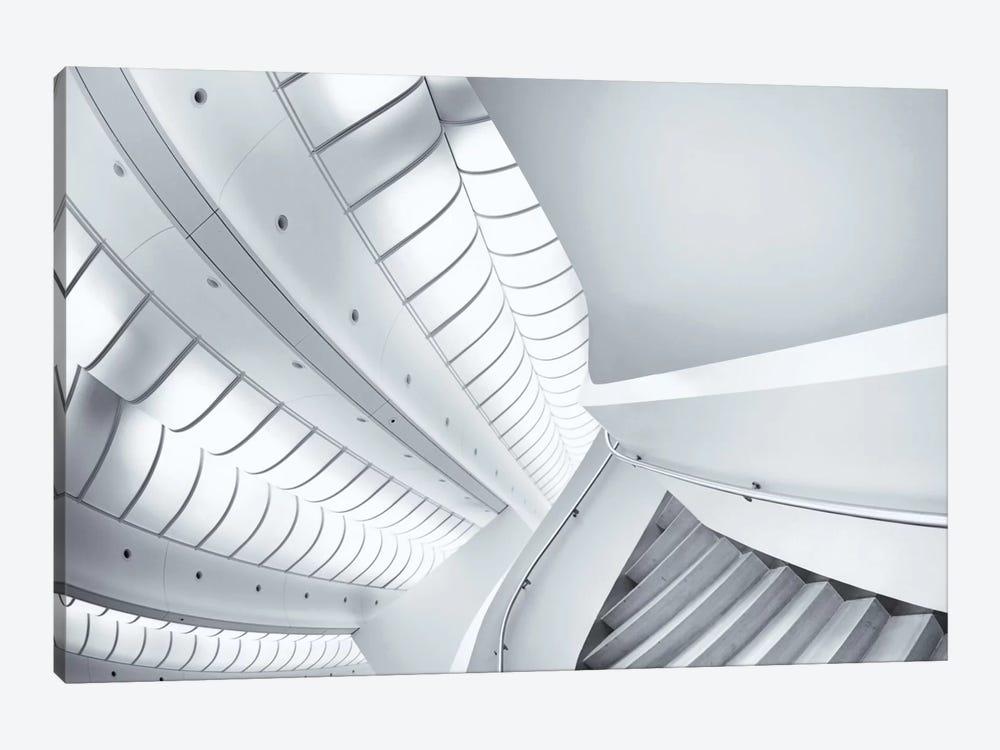Stairs To Enter by Jeroen van de Wiel 1-piece Canvas Wall Art