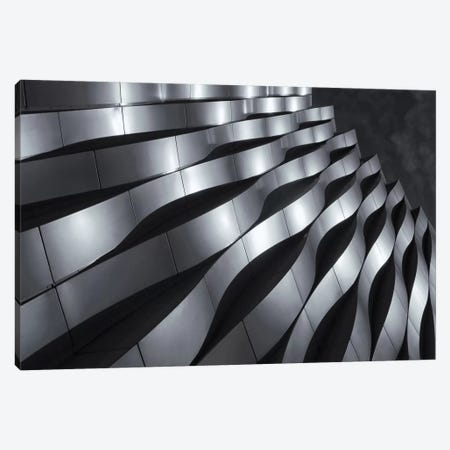 Waving Canvas Print #OXM2318} by Jeroen van de Wiel Canvas Wall Art