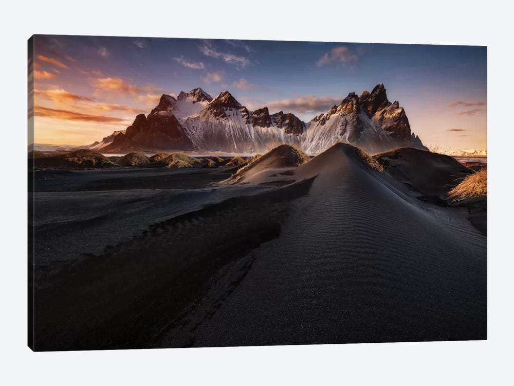 Stokksnes IV by Juan Pablo de Miguel 1-piece Canvas Art