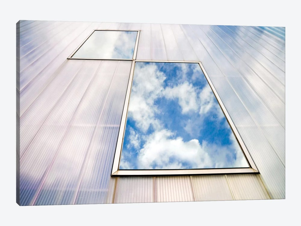 Sky Frames by Linda Wride 1-piece Canvas Artwork