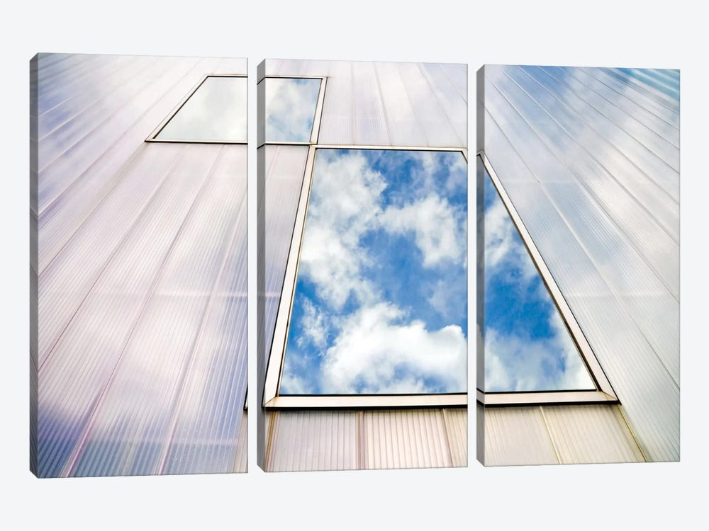 Sky Frames by Linda Wride 3-piece Canvas Wall Art