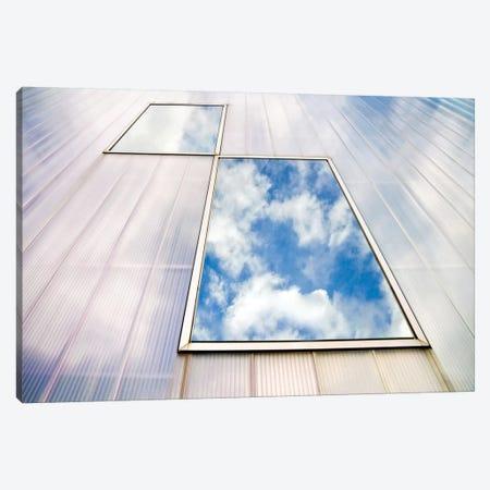 Sky Frames Canvas Print #OXM2329} by Linda Wride Art Print