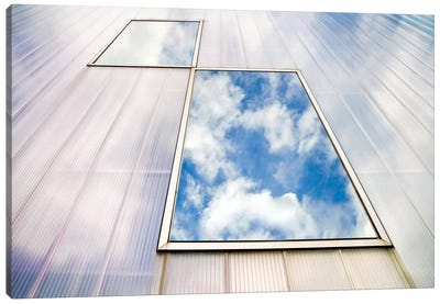 Sky Frames Canvas Art Print