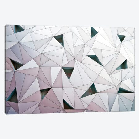 Triangulation I Canvas Print #OXM2330} by Linda Wride Canvas Art