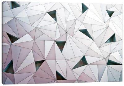 Triangulation I Canvas Art Print