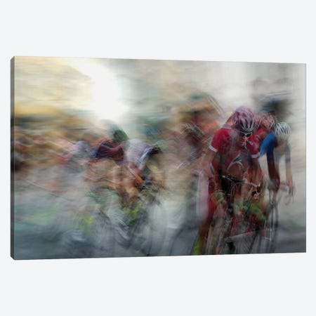Race Canvas Print #OXM2340} by Milan Malovrh Art Print