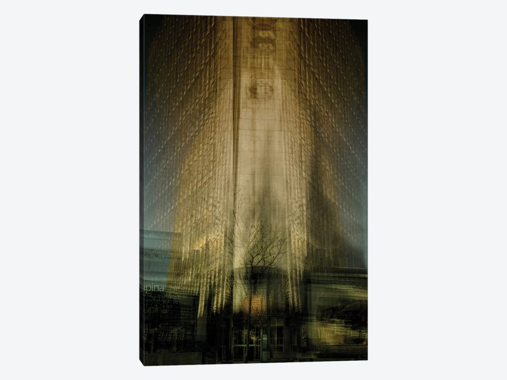 Tower Insatiable 1-piece Canvas Print
