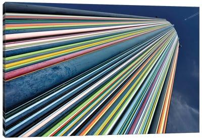 Contact Canvas Art Print