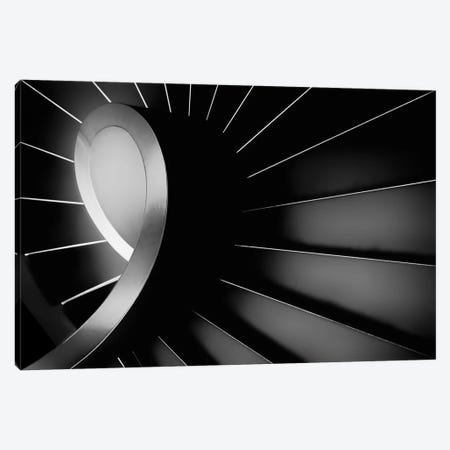 The Long Dark Canvas Print #OXM2350} by Paulo Abrantes Canvas Wall Art