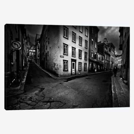 Carrefour Canvas Print #OXM2355} by David Senechal Photographie Art Print