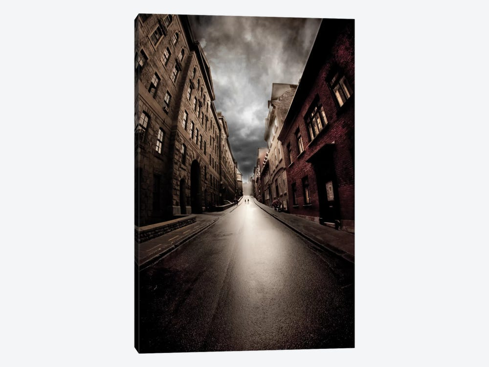 Dead End by David Senechal Photographie 1-piece Canvas Art